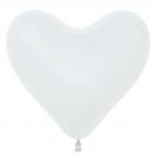 S Сердце Белый / White