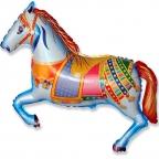 Лошадь кружева
