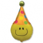 Веселый клоун шапка