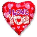 Сердце / Сияющий Я тебя люблю