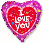 Сердце / Я тебя люблю Сердечки и крестики